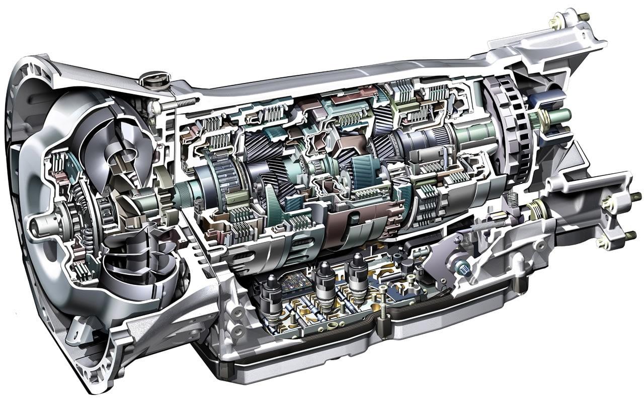 Ремонт и диагностика на автоматични скоростни кутии - МиД Авто