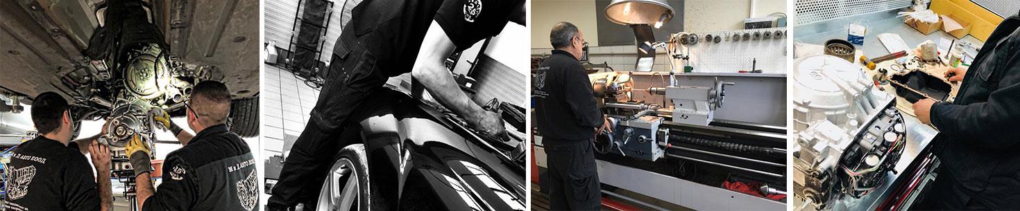 МиД Авто - ремонт на автоматици